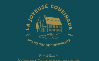 La Joyeuse Cousinade Grand Gîte de Convivialité 2019