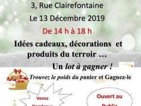 affiche marche noel 2019 - revu